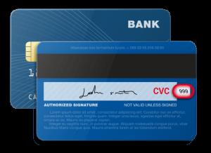 thẻ tín dụng hai mặt